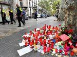 Duka Dunia untuk Teror di Barcelona