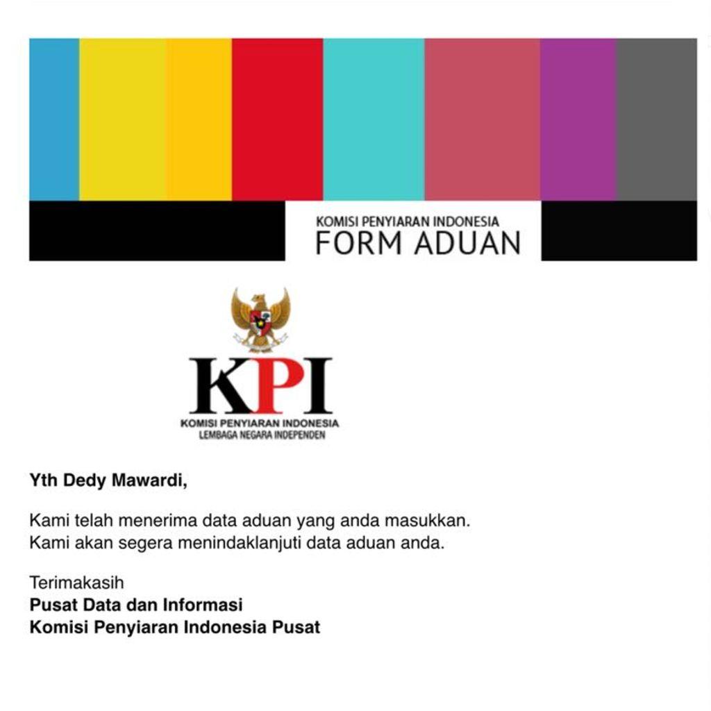 Kata tvOne soal Presenter Diadukan karena Rekening Gemuk Jokowi