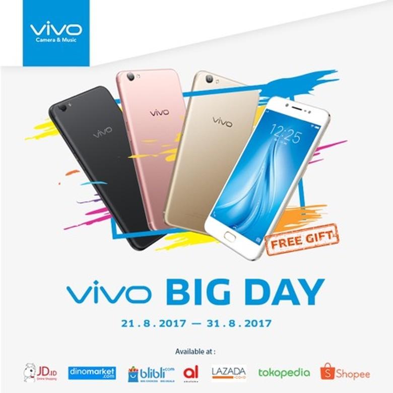 Vivo Hadirkan Toko Resmi e-Commerce Indonesia