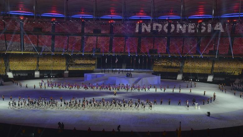 SEA Games 2017 Resmi Dibuka