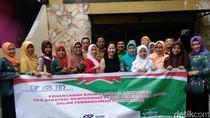 Cetak 30 Perempuan Duta Perdamaian Demi Tangkal Radikalisme