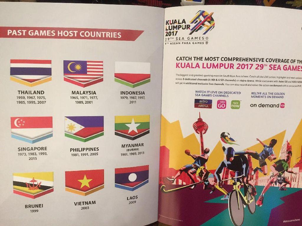 Jokowi Tunggu Malaysia Minta Maaf Resmi Soal Bendera RI Terbalik