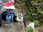 Kisah Popon, Difabel yang Daki Puncak Gunung Burni Telong