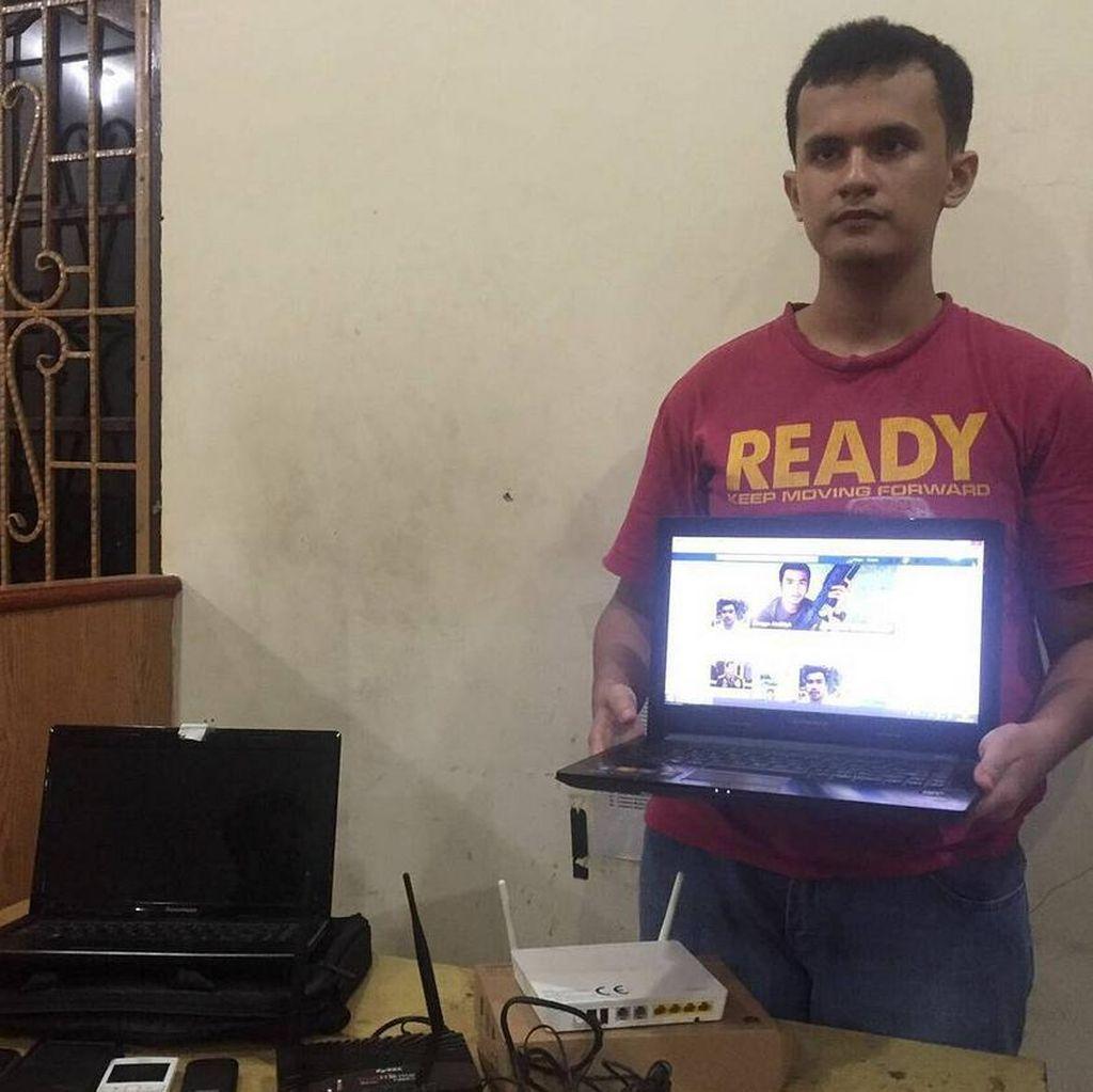 Ringgo yang Hina Jokowi Hobi Internetan, Jarang Keluar Rumah