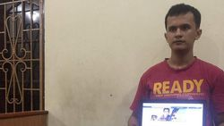 Polisi Uji Forensik Laptop dan HP Ringgo Penghina Jokowi-Kapolri