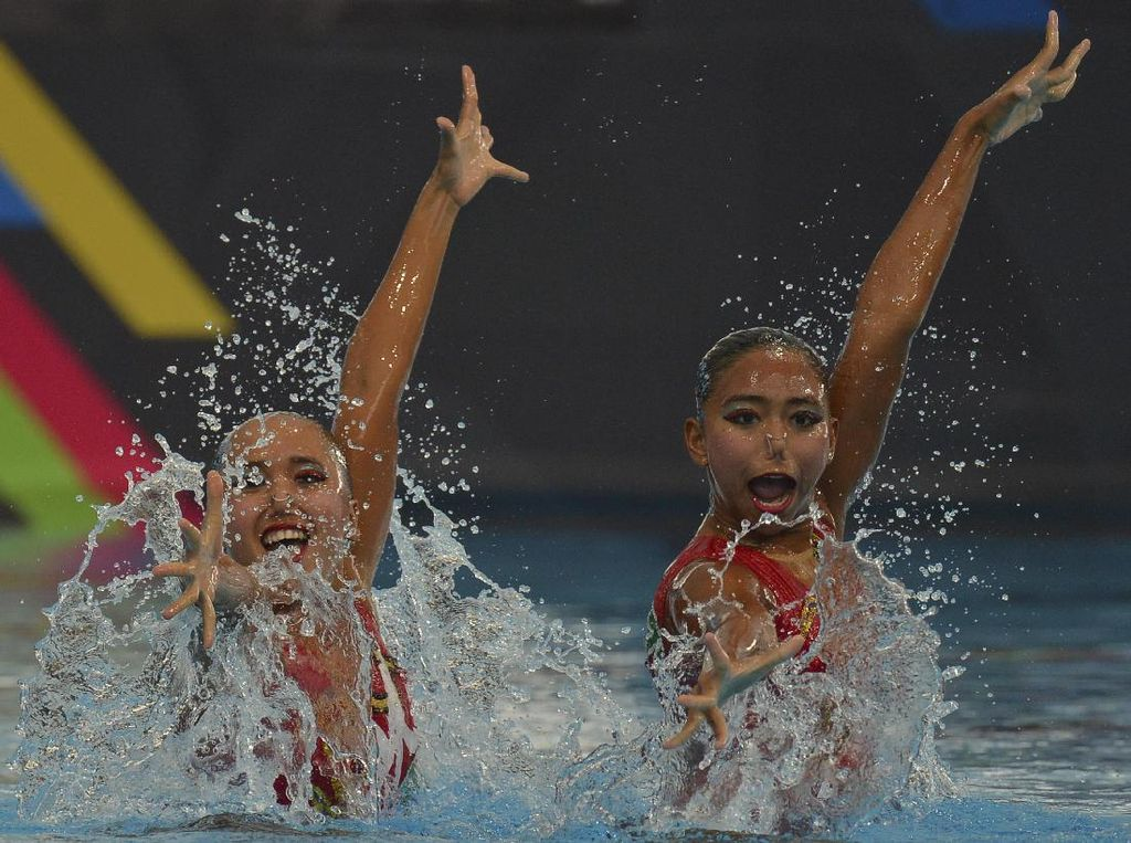 Inilah Penyumbang Medali untuk Indonesia Sebelum SEA Games 2017 Resmi Dibuka