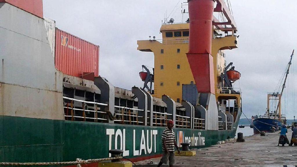 Foto: Tol Laut Jokowi Buka Isolasi Pulau Terluar RI, Ini Hasilnya