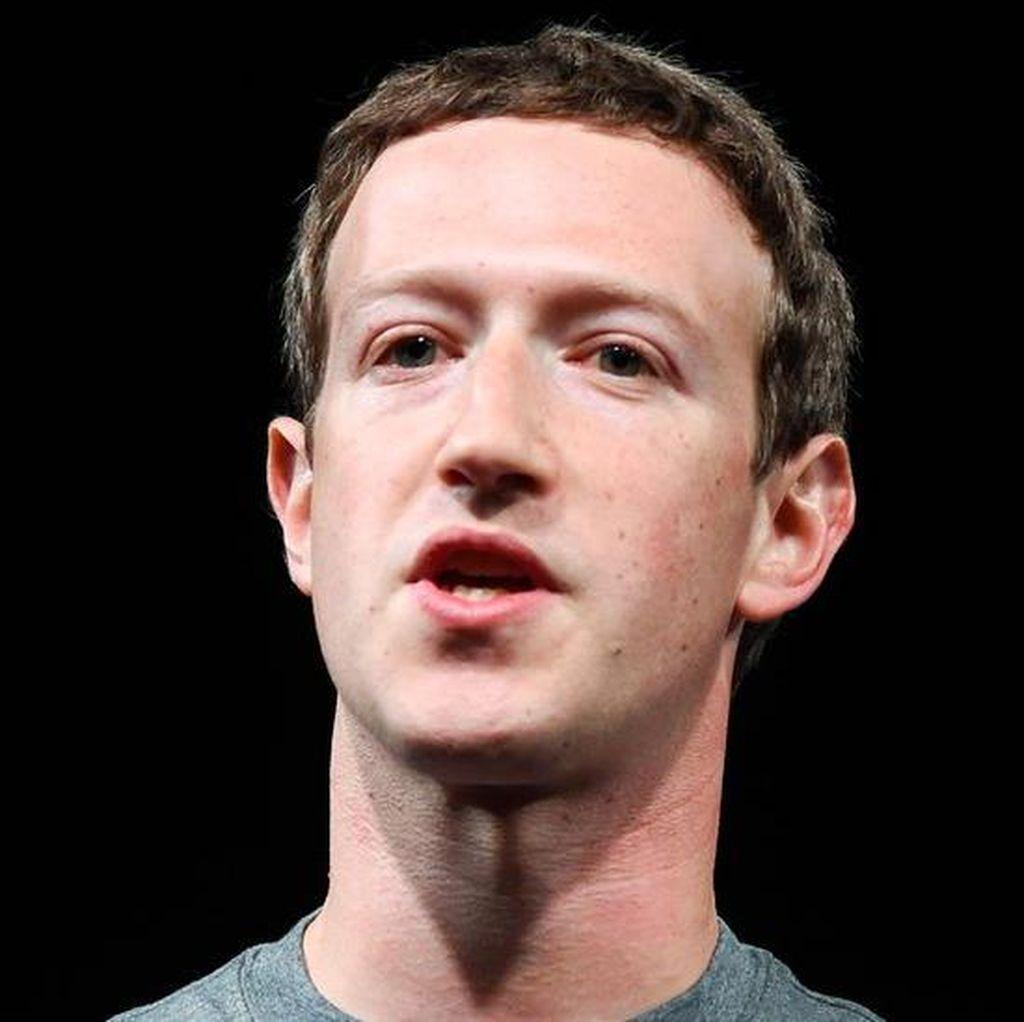 Sindiran Bos Facebook ke Trump: Kita Tak Terlahir Membenci Orang Lain