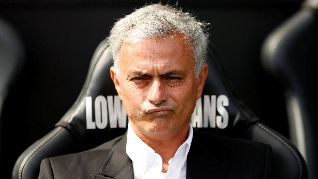 Start Gemilang MU Tak Berarti Apa-apa bagi Mourinho