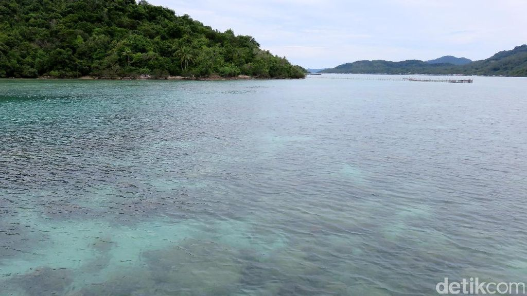 Enggak Cuma Cantik, Kepulauan Anambas Kaya Gas Bumi