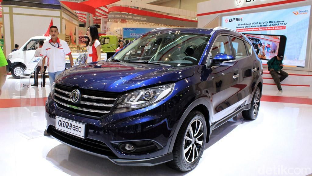 SUV China, Glory 580 Akan Dibanderol Miring