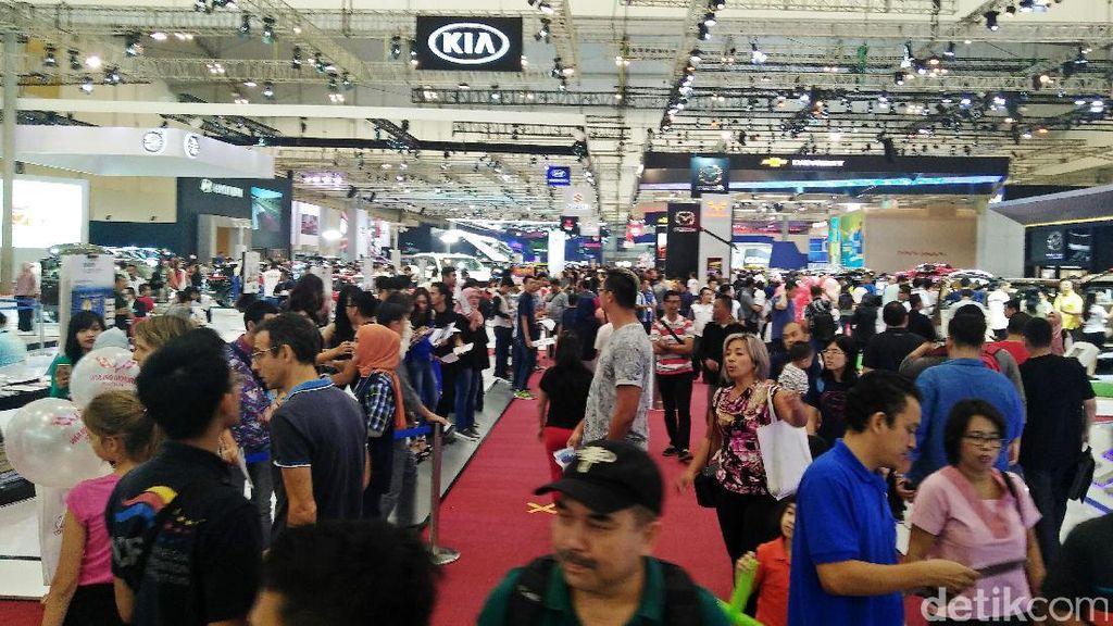 Transaksi Sementara di GIIAS 2017, 17.000 Lebih Mobil Terjual