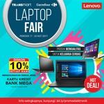 Transmart dan Carrefour Gelar Diskon 10% Khusus Laptop