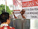 Ikut Simulasi Pemilu, Bupati Tangerang Sebut Masih Ada Kesulitan