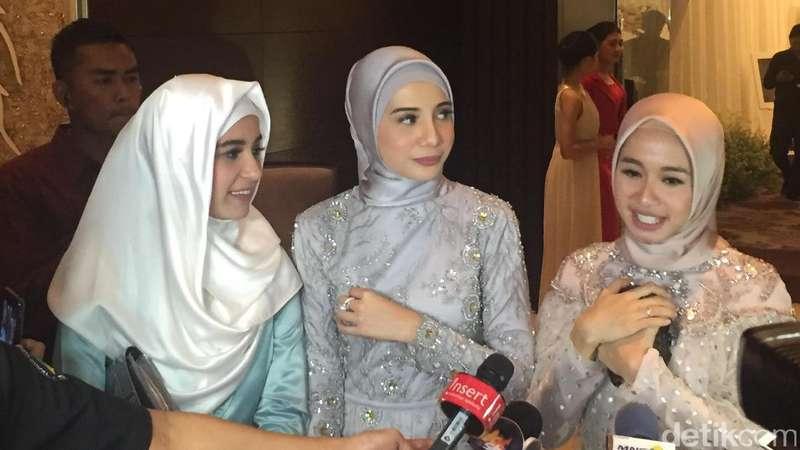 Senyum Bahagia Laudya Cynthia Bella Jelang Nikah, Meriahnya HUT Rafathar