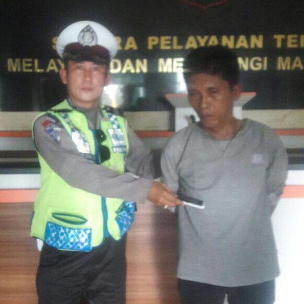 Curi HP Sopir Angkot di Jatinegara, Pria Pengangguran Ditangkap