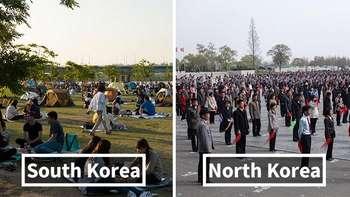 Potret Perbandingan Kehidupan di Korea Selatan dan Utara