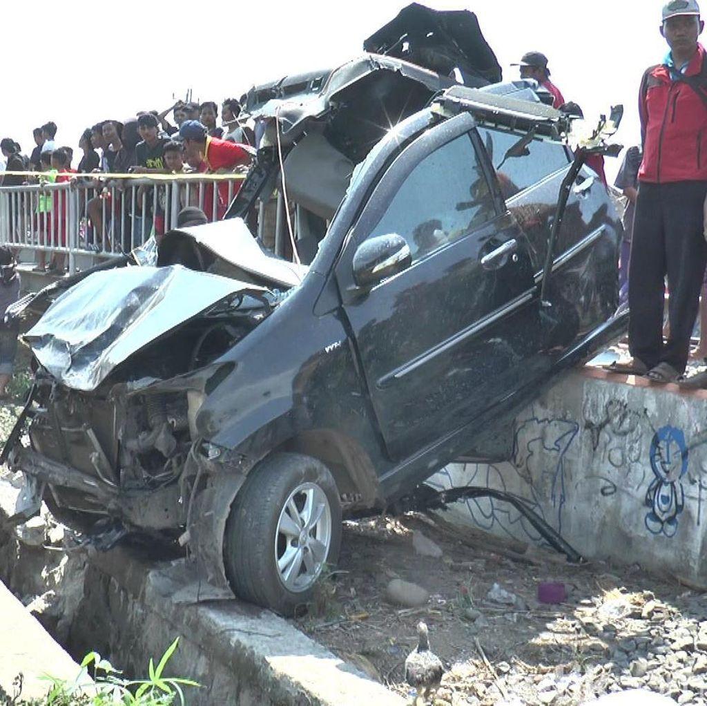 5 Korban Tewas Kecelakaan di Kendal Masih Sekeluarga