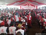 Jokowi Gowes Sepeda untuk Bagikan Sertifikat Tanah Warga Jakarta