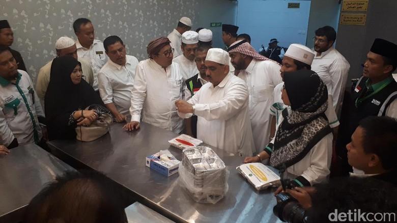 Delegasi DPR Sebut Makanan Basi Fatal, Sidak Penyedia Katering