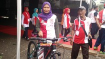 Ditegur Jokowi, Bu Amah Tak Mau Turun Panggung Demi Sepeda