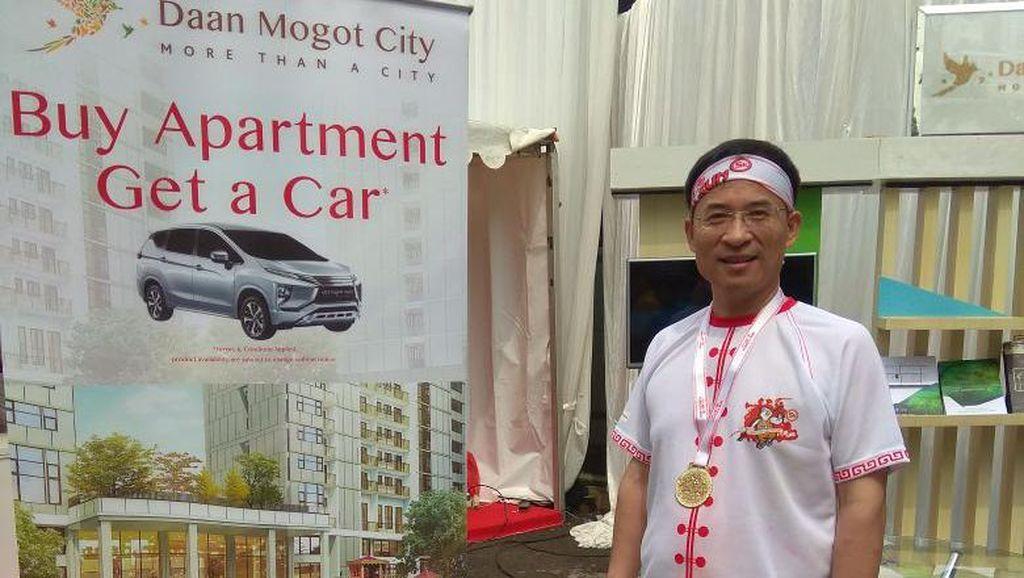 Dengan Rp 500 Juta Bisa Punya Apartemen Dekat Bandara