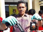 Polisi Gadungan Pembawa Kabur Motor Dibekuk Polrestabes Surabaya