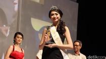 Agnes, Si Cantik dari Lexus Raih Mahkota Miss Auto Show 2017