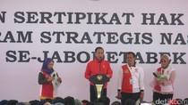 Kelakar Jokowi Soal Pulogadung di Kuis Nama-nama Pulau