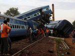 India Selidiki Kecelakaan Kereta Mengerikan yang Tewaskan 23 Orang