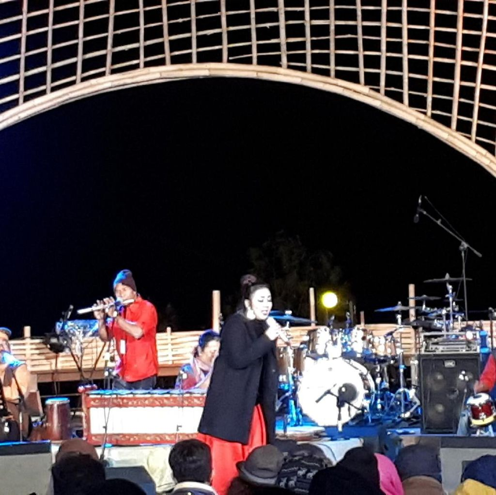 Indra Lesmana Mainkan Jazz Swing, Soimah Getarkan dengan Dangdut Jazz