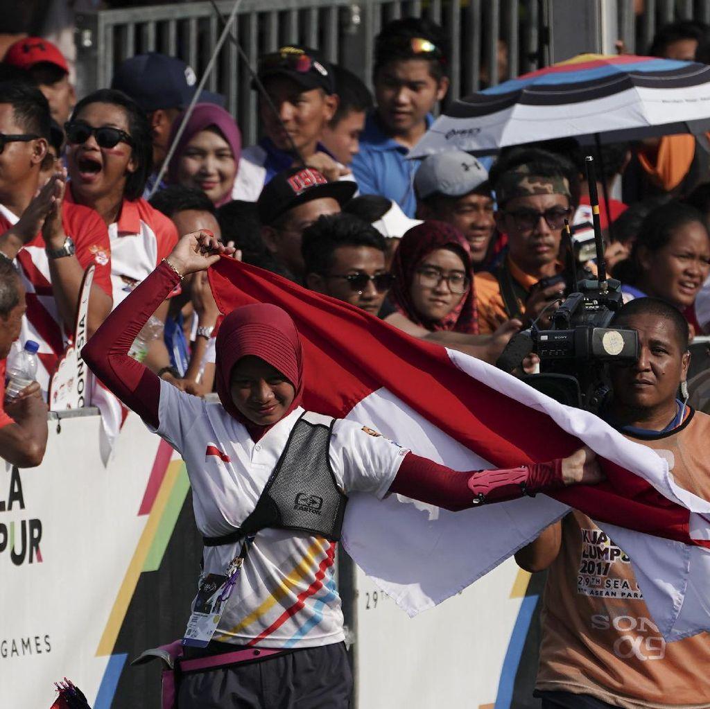 Malaysia Juara Umum Panahan, Indonesia Runner-up