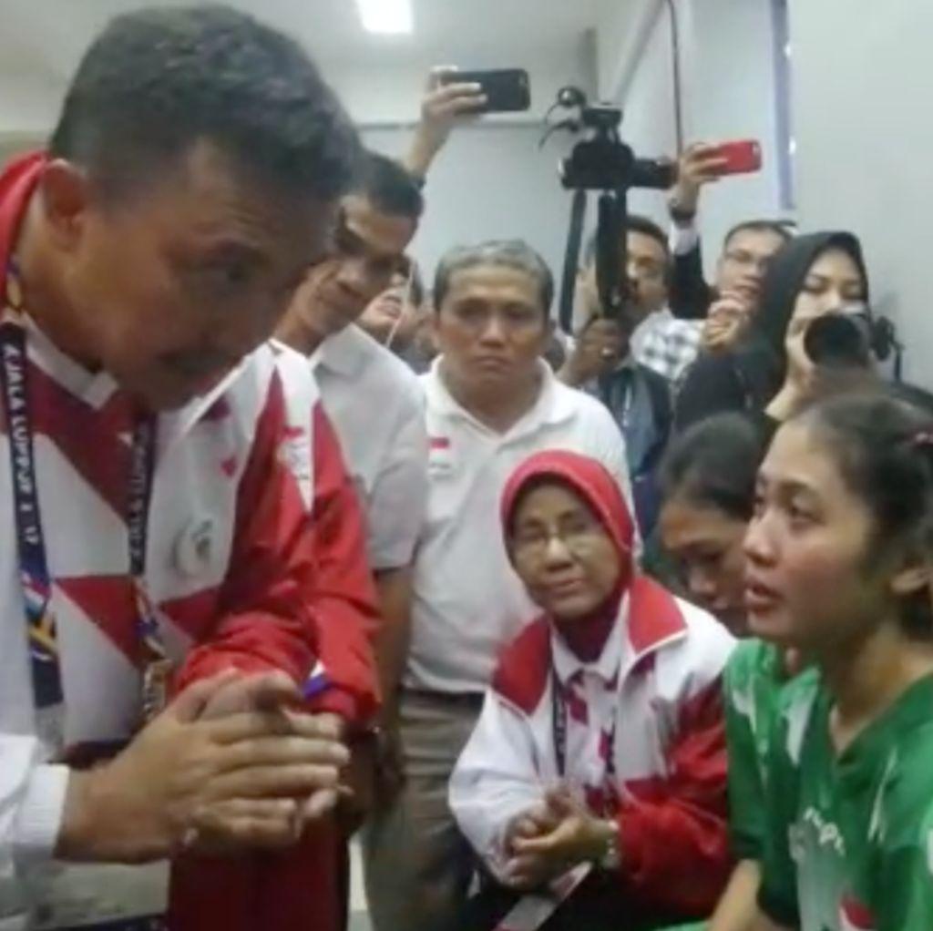 Menpora Sempat Pertanyakan Keputusan Pelatih Sepak Takraw Putri untuk Walk Out