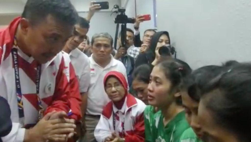 Merasa Dicurangi, Sepak Takraw Putri Indonesia WO Saat Hadapi Malaysia