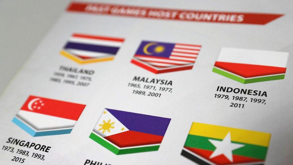 Bendera RI Terbalik, Menpora: Harus Diselesaikan Secara Diplomatik