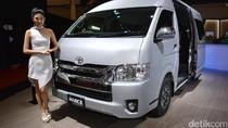 Mobil Travel Termewah Toyota