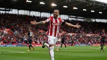 Gol Tunggal Jese Menangkan Stoke Atas Arsenal