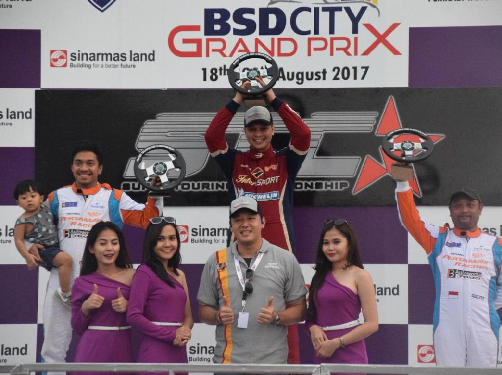 ISSOM Libur, ABM Motorsport Ikut BSD City Grand Prix