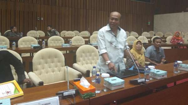 Pansus KPK Rapat dengan Korban Kasus Novel dan Eks Hakim Syarifuddin