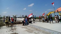 Akses Sawah Ditutup Tol, Petani Ngawi Halangi Proyek Pembangunan