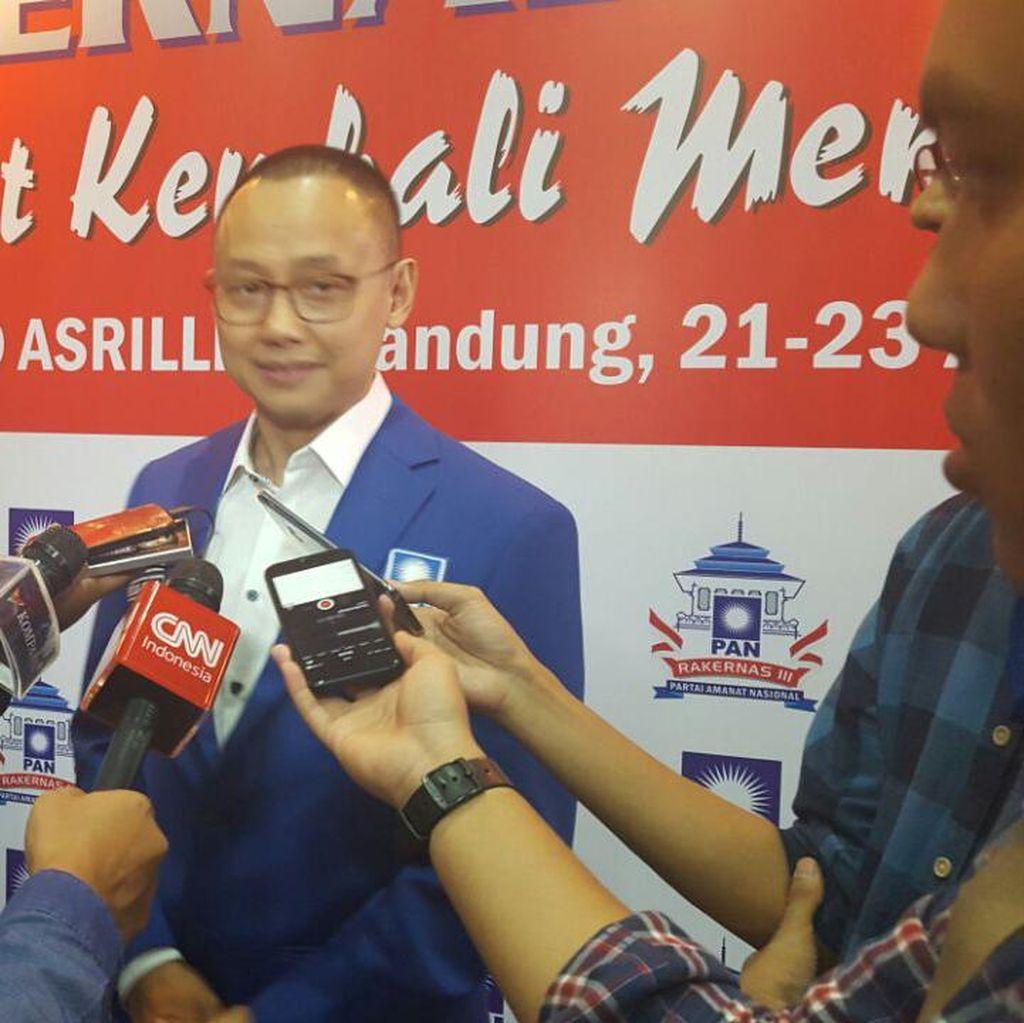 PAN Buka Peluang Gabung Poros NasDem Dukung Ridwan Kamil