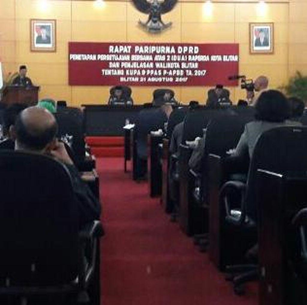 Anggota DPRD Kota Blitar akan Dapat Tunjangan Transportasi Rp 7 Juta