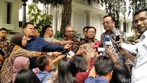 Temui Jokowi, Gereja Bethel Indonesia: Kami Dukung Pembangunan