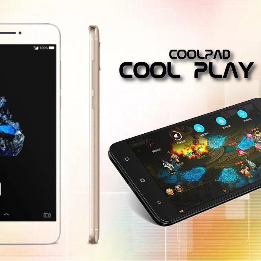 Coolpad Cool Play 6: Kamera Ganda dan RAM 6 GB