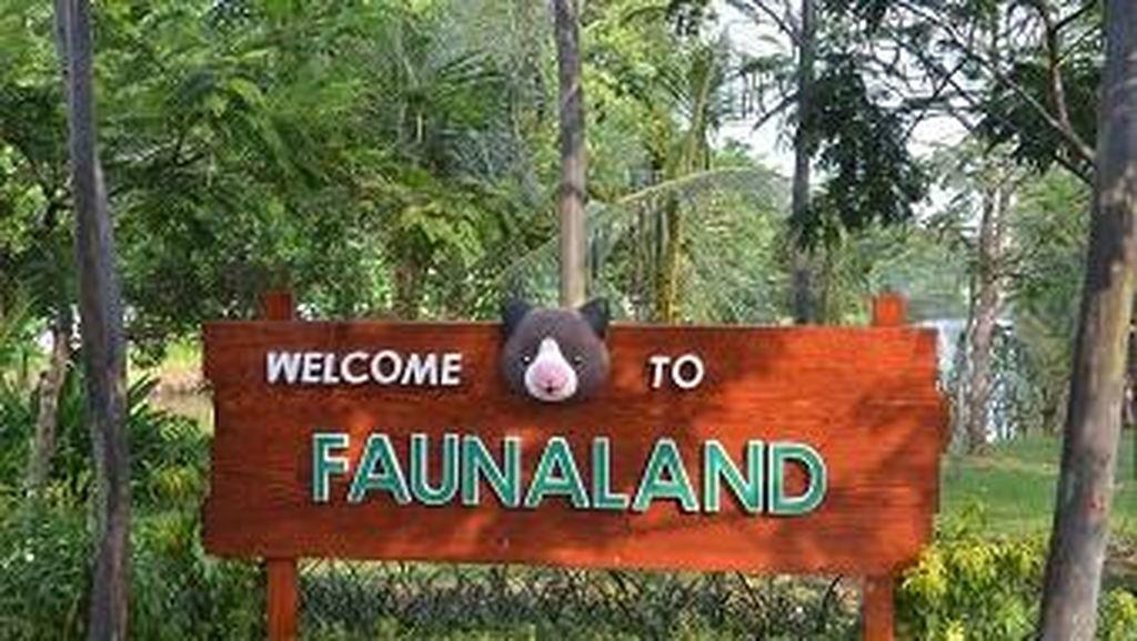 Yang Baru di Ancol: Faunaland