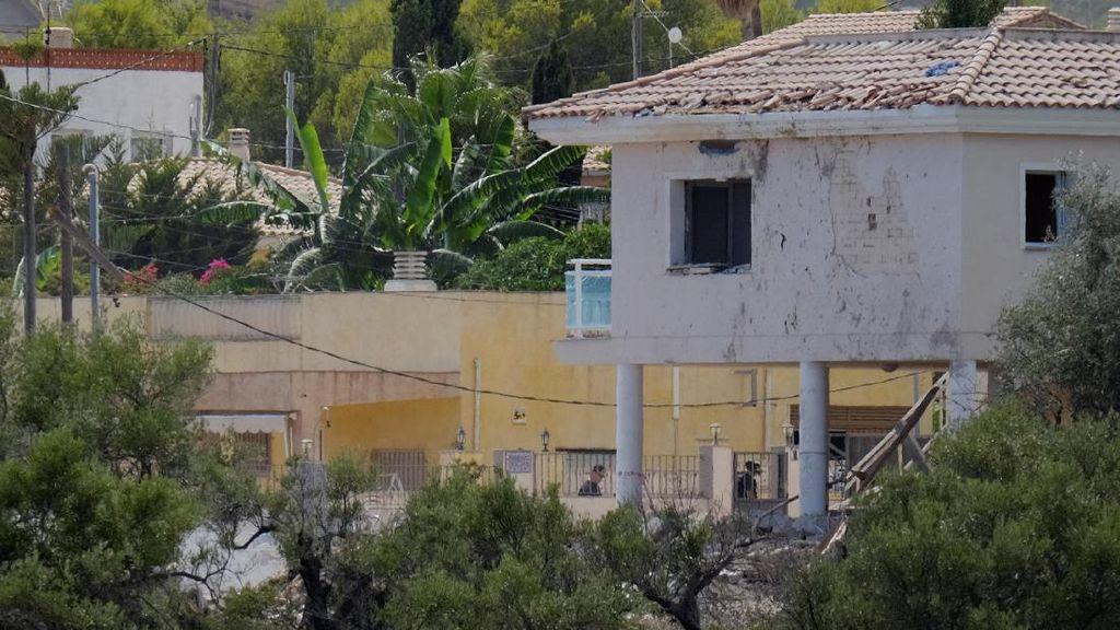 Teror Barcelona, 120 Tabung Gas Ditemukan di Pabrik Bom Alcanar