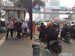Bikin Macet di Bekasi, Pemkot Larang Ojek Online Ngetem di Jalan