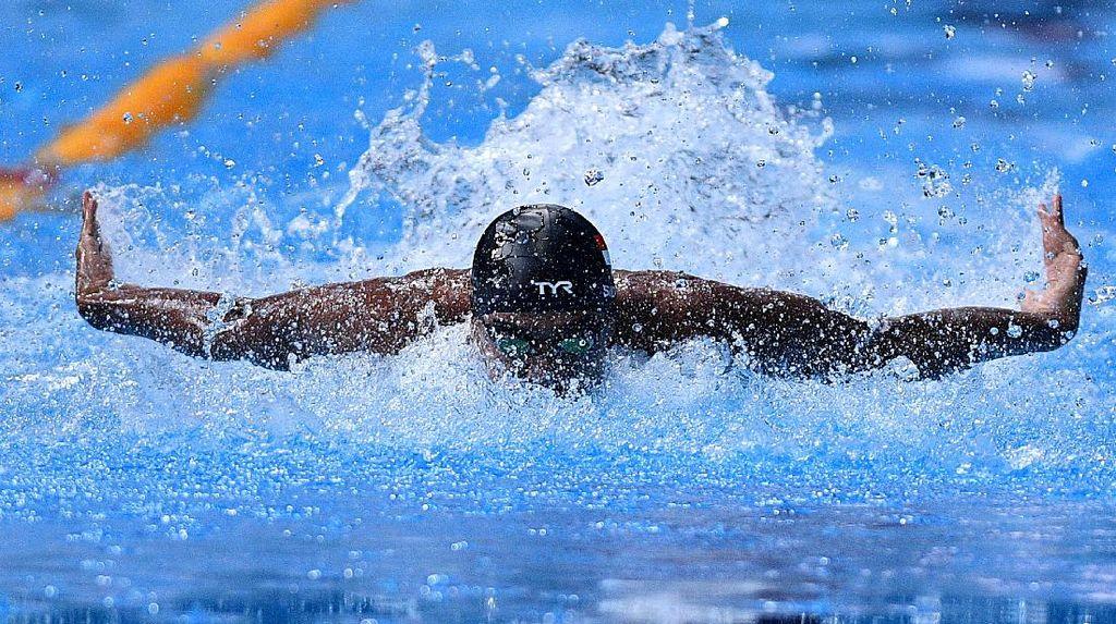 Perenang-Perenang Indonesia Pecahkan Rekor SEA Games dan Rekor Nasional