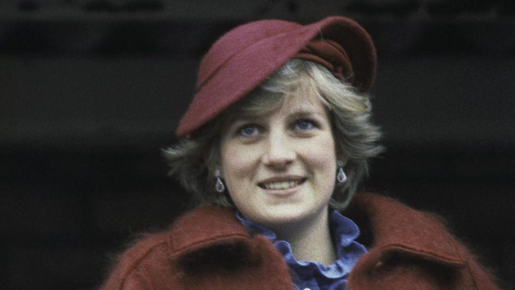 Pesan Tersembunyi di Sepatu Putri Diana Saat Menikahi Pangeran Charles