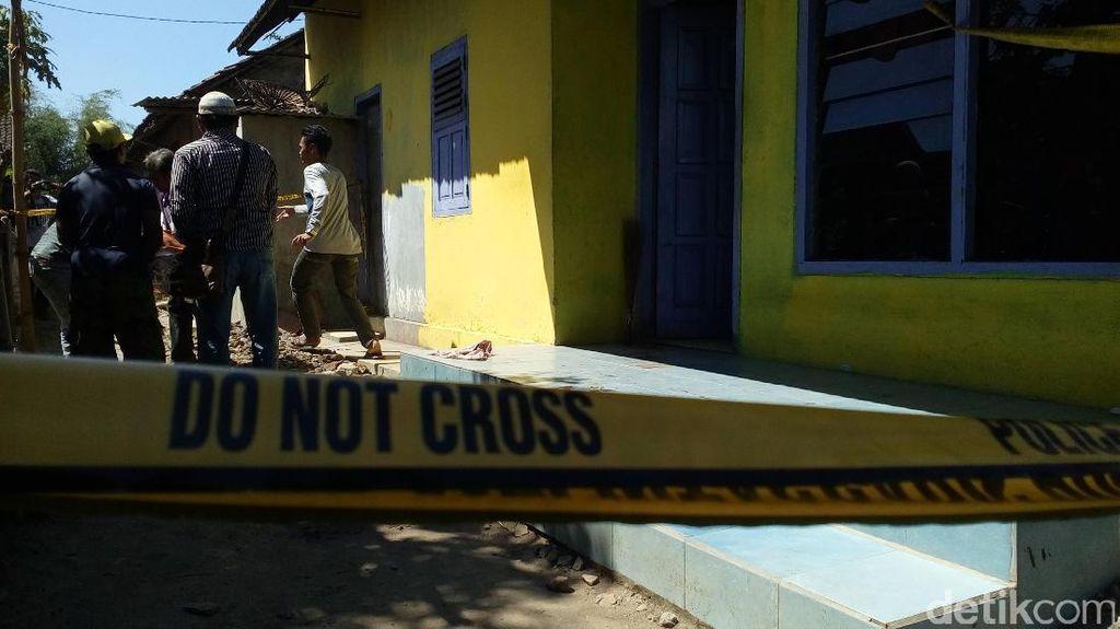 Komariah dan PIL Dibantai Suami, Anak Korban: Pelaku Diantar 3 Orang
